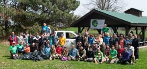 2014 Crag Stewardship Day